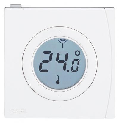 Термостат Danfoss Z-Wave RS