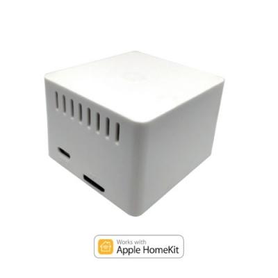 HomeBridge Apple HomeKit & Алиса от Яндекса