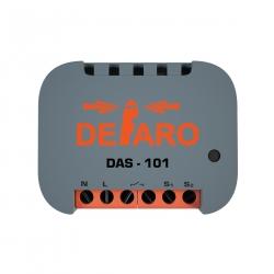 Одноканальное реле DEFARO DAS-101