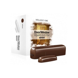 Дверной /оконный сенсор (коричневый)